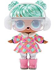 LOL Surprise Winter Chill Confetti Surprise Dolls - Met 15 verrassingen incl. pop, fashion, accessoires, waterverrassing, misterieuze vermomming & meer - Verzamelbaar - Vanaf 4+