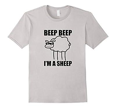 Beep beep I'm a sheep shirts Funny Tee shirt