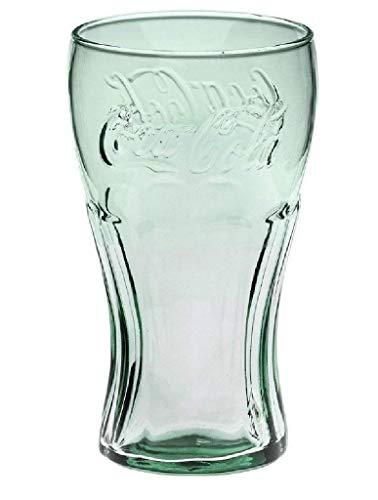 (Coca Cola Georgia Green Glass (Set of 4) (4))