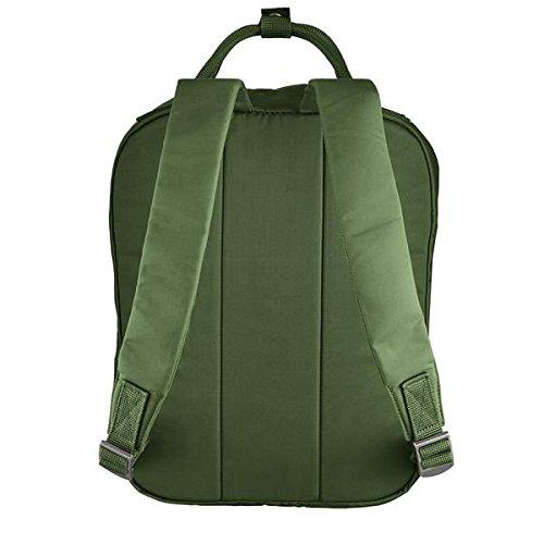 Green Fjallraven Greenland Backpack Zip Fern rzn0taqYzw