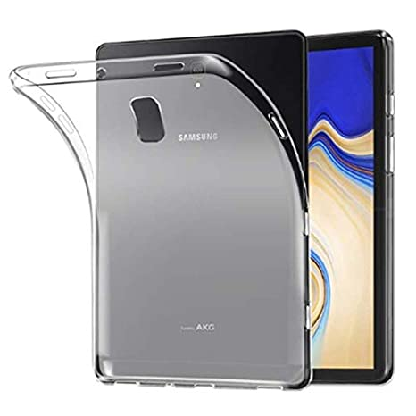 Amazon.com: for Galaxy Tab S4 10.5 Ultra Thin Clear Case ...