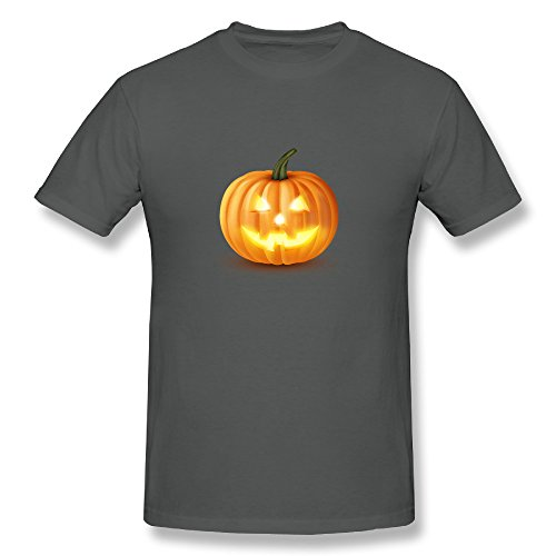LawrenceOnions Halloween Pumpkin Creator Free Men's Favorite Type Asphalt XXL