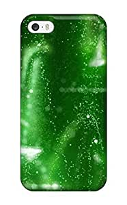 Carroll Boock Joany's Shop New Style 9225807K80983599 Slim Fit Tpu Protector Shock Absorbent Bumper Green Fireworks Case For Iphone 5/5s