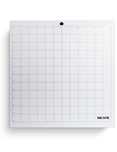 Nicapa Replacement Cutting Mat, 12 by 12-Inch (1 pack (12×12Inch))