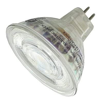Sylvania 78232 - LED5MR16/DIM/827/NFL25/GL/RP MR16 Flood LED Light Bulb