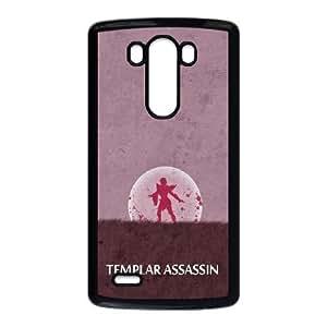 Durable Hard cover Customized TPU case Dota 2 LG G3 Cell Phone Case Black