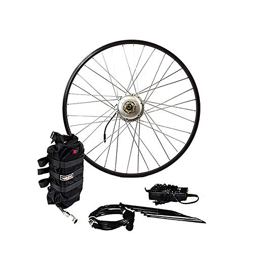Electric Bike Conversion Kit / Li-ion 10.4 Ah Included 24V 250W Front Wheel (24