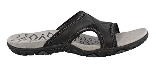 Merrell Women's, Sandspur Delta Slide Sandals Black 8 M