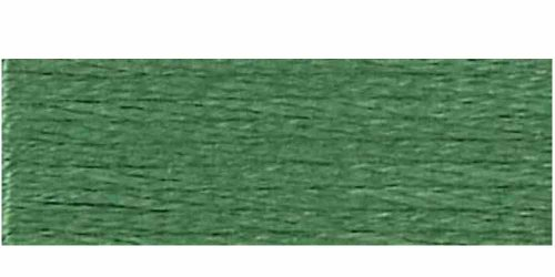 DMC 6-Strand Embroidery Cotton Floss, Dark Pistachio Green