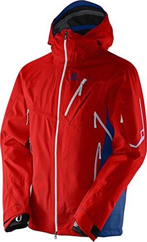 Salomon Men's Foresight 3l Jacket, Matador-X, Small