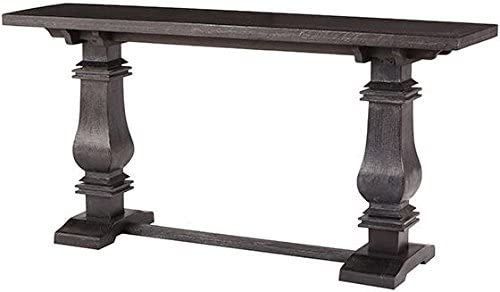 Home Decorators Collection Aldridge Console Table, 30.5 Hx62.9 W, Antique Walnut