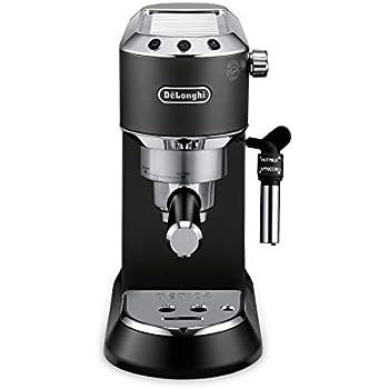 Amazon.com: Delonghi Dedica DeLuxe EC685M - Cafetera ...