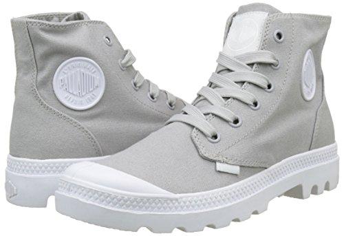 Grey Palladium Men's Blanc Grey Boots Pampa HI ROwxg0