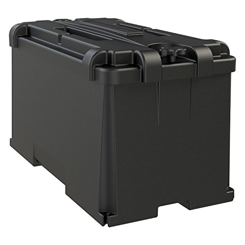 NOCO HM408 4D Commercial Grade Battery Box for Automotive, Marine and RV Batteries