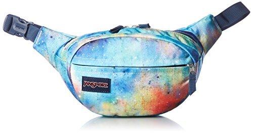 JanSport Fifth Avenue Waistpack- Discontinued Colors (Multi Grey Floral Haze)