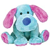 TY Beanie Baby - KOOKIE the Dog (Circus Beanie)