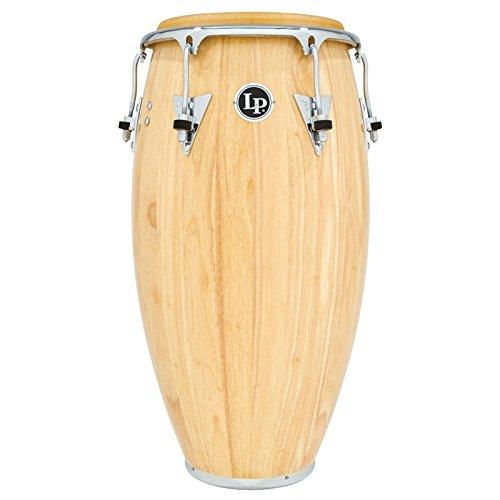 Latin Percussion LP552XAWC Classic 12 1/2'' Tumbadora Natural w/Chrome Hardware by Latin Percussion