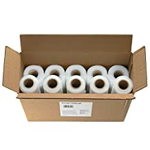 """Seal a Meal Bulk Roll Combo 10- Pack, 8"""" and 11"""" Rolls for FoodSaver Vacuum Sealers"""