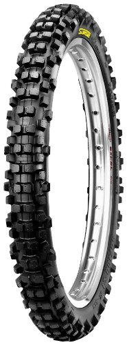 Maxxis Cheng Shin Surge I Tire - Front - 80/100-21 , Tire Size: 80/100-21, Tire Type: Offroad, Rim Size: 21, Position: Front, Tire Application: Intermediate TM88200000 by Maxxis (Image #1)