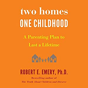 Two Homes, One Childhood Audiobook