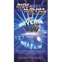 Ride the Movies: Behind the Scenes at Universal Studios Florida