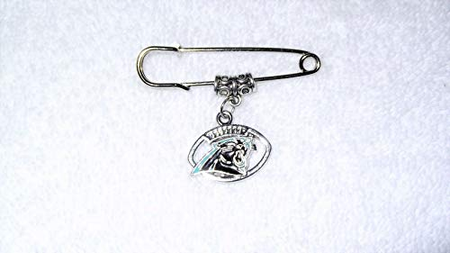 Carolina Panthers NFL Football Sports Unisex Jacket Coat Brooch Pin Jewelry Game #IS-806