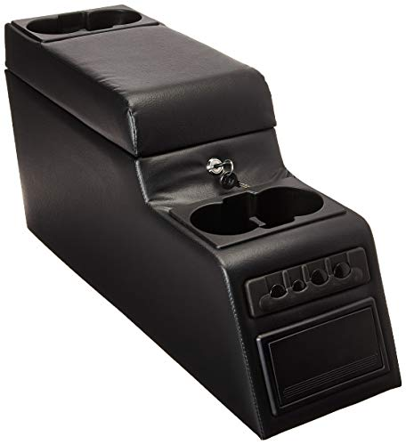 - Vertically Driven Products VDP 31501 Black Locking Central Console