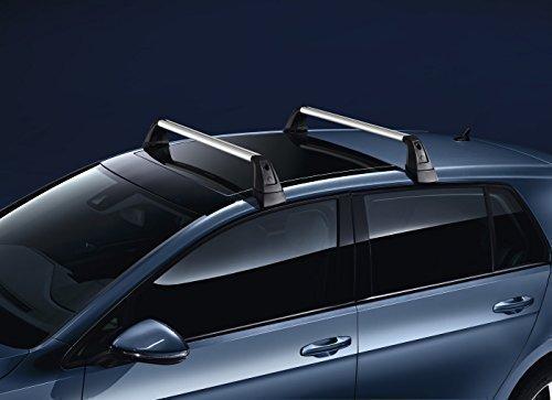 (Volkswagen VW-Mk7 Golf Base Carrier Bars (2 door))