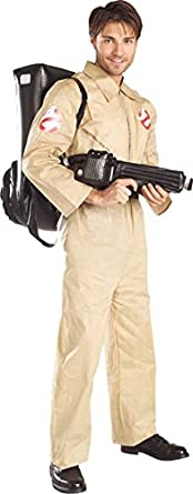 Ghostbusters fancy dress outfit 80s film fancy dress