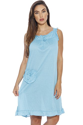 1562C-PNK-3X Dreamcrest Nightgown/Women Sleepwear/Womans Pajamas Bright Pink