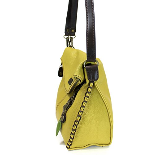 options 9 Chala Yellow Crossbody Charming Color Dragonfly with Keychain Df2 qv70XvAw