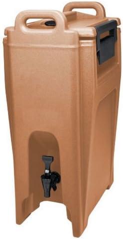 CAMBRO(キャンブロ) ウルトラ カムティナー コーヒーベージュ UC500 ポリエチレン アメリカ FUL026S [並行輸入品]