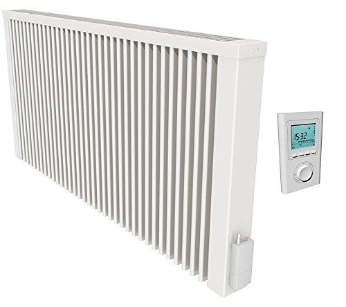 Sistema de calefacción por acumuladores con termostato inalámbrico, 2450W