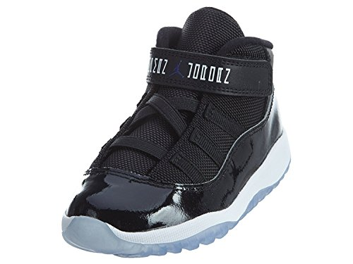 Jordan 11 RETRO BT boys fashion-sneakers 378040-003_2C - - Jordan Sneakers For Little Boys