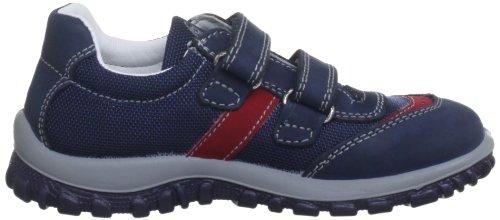 Primigi Tower - Zapatillas de cuero niño azul - Blau (Blue)