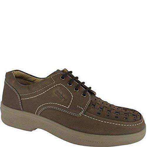 Lace Lace Mens Flet Shoe Shoe Shoe Sam Khaki Khaki ambre gfBw4Wng
