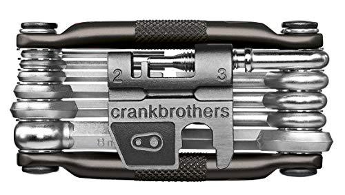 Crank Brothers Multi-17 Tool: Limited Edition Matte Black Rails ()