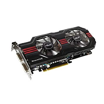 ASUS GeForce GTX 560 1GB 256-bit GDDR5 PCI Express 2.0 x16 HDCP Ready SLI Support Video Card, ENGTX560 DCII TOP/2DI/1GD5