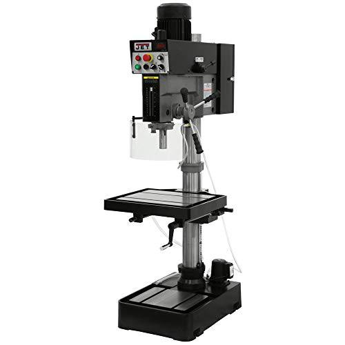JET 354212/JDP-20EVS(460V) 20-Inch Electronic Variable Speed Drill Press