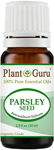Parsley Seed Essential Oil 10 ml 100% Pure Undiluted Therapeutic Grade.