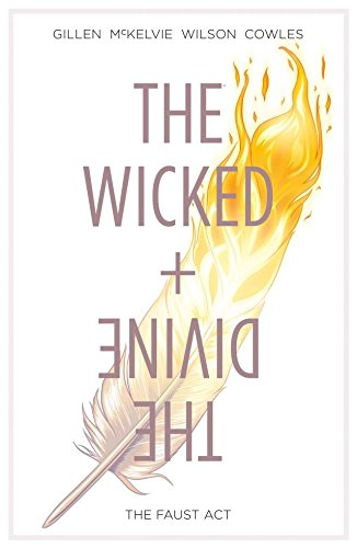 Amazon the wicked the divine vol 1 the faust act ebook look inside this book the wicked the divine vol 1 the faust act by gillen fandeluxe Gallery