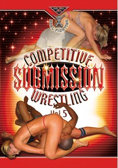 French mixed wrestling - Competitive submission wrestling vol.5 (Female vs Male) DVD Amazon's Prod