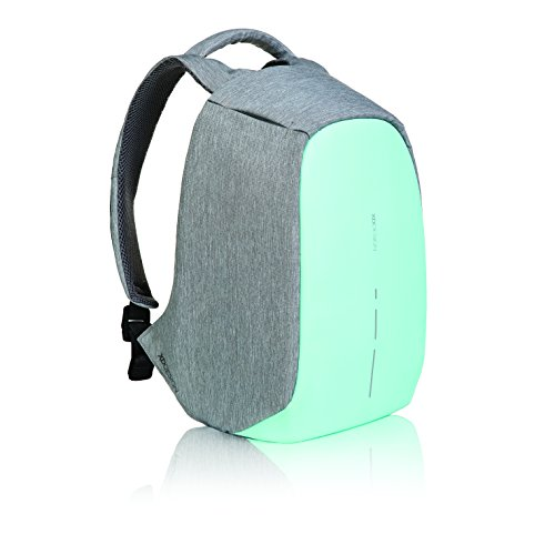 - XD Design Bobby Compact Anti-Theft Laptop Backpack with USB port (Unisex bag)