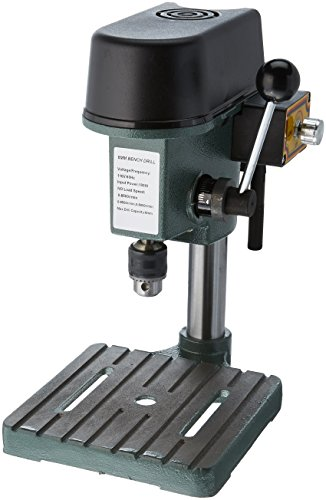 Dummy Spindle (Gino Development 01-0822 0-8500 rpm TruePower Precision Mini Drill Press with 3 Range Variable Speed Control, 1/4