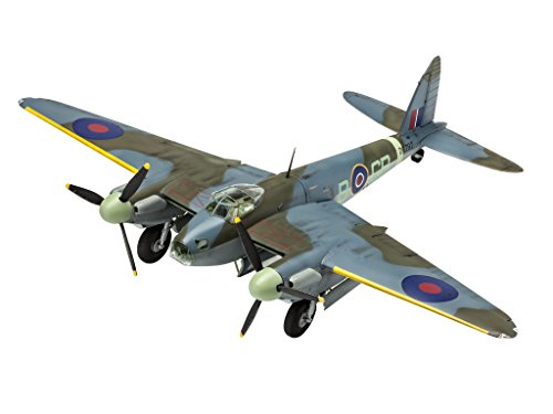 Revell 03923 - Dh Mosquito Bomber Model Kit 1:48 Scale