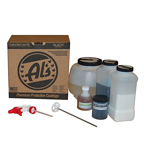 Al's Liner DIY Polyurethane Spray-On Truck Bed Liner Kit