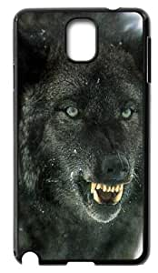 Fashion Cases The Wolf in the wandering Back Samsung Galaxy Note3 N9000 Cases Cover