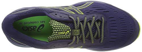 Multicolore Lime Gel Running 400 Homme tx De G cumulus Chaussures 20 peacoat Asics neon 7Udzq7