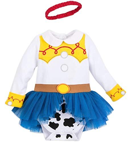 Jessie 2019 Halloween (All New 2019 - Jessie Costume Bodysuit for Baby - Size 12-18)