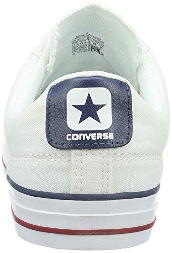 Player Converse Ox Unisex Zapatillas Lifestyle Star Adulto Blanco nOOEp